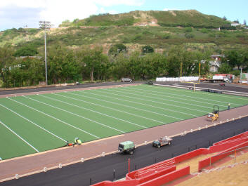 Roosevelt High School - Football Field 2