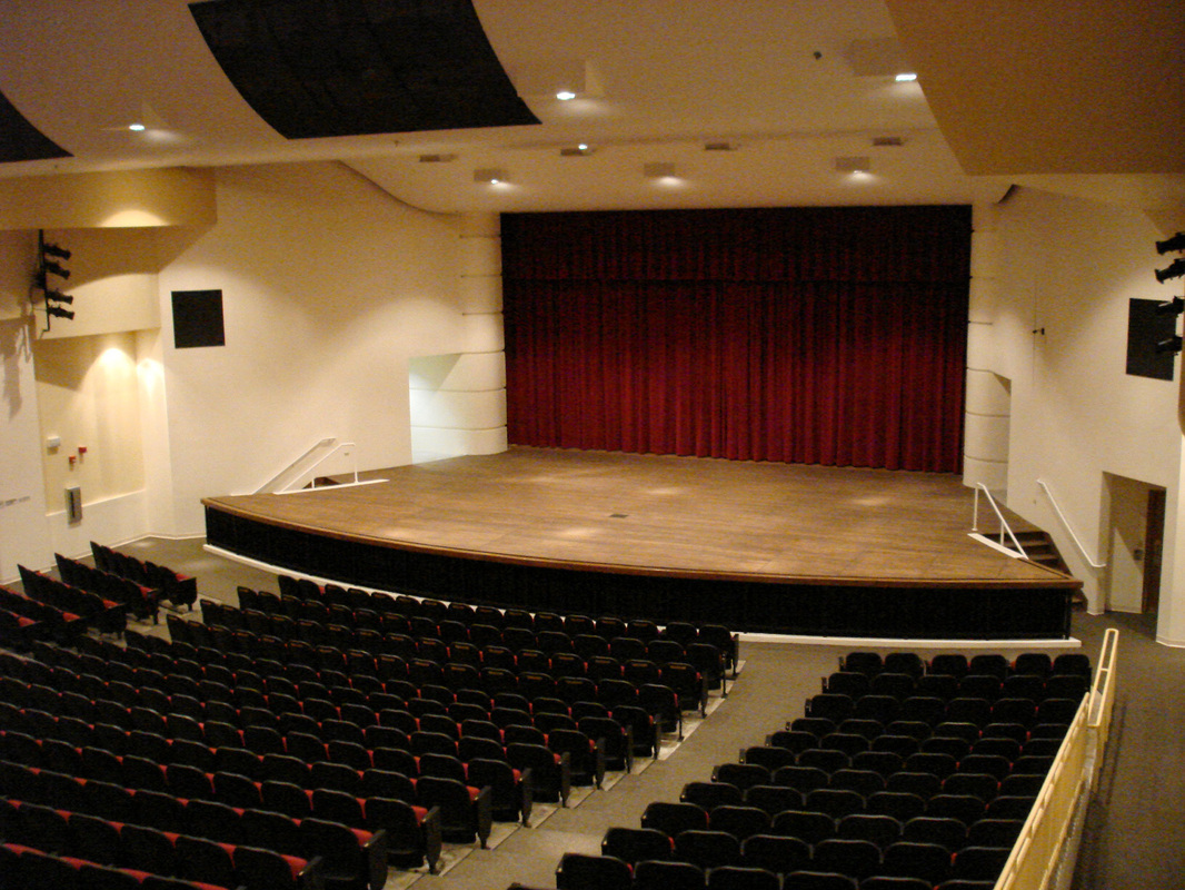 Roosevelt High School Auditorium Seating
