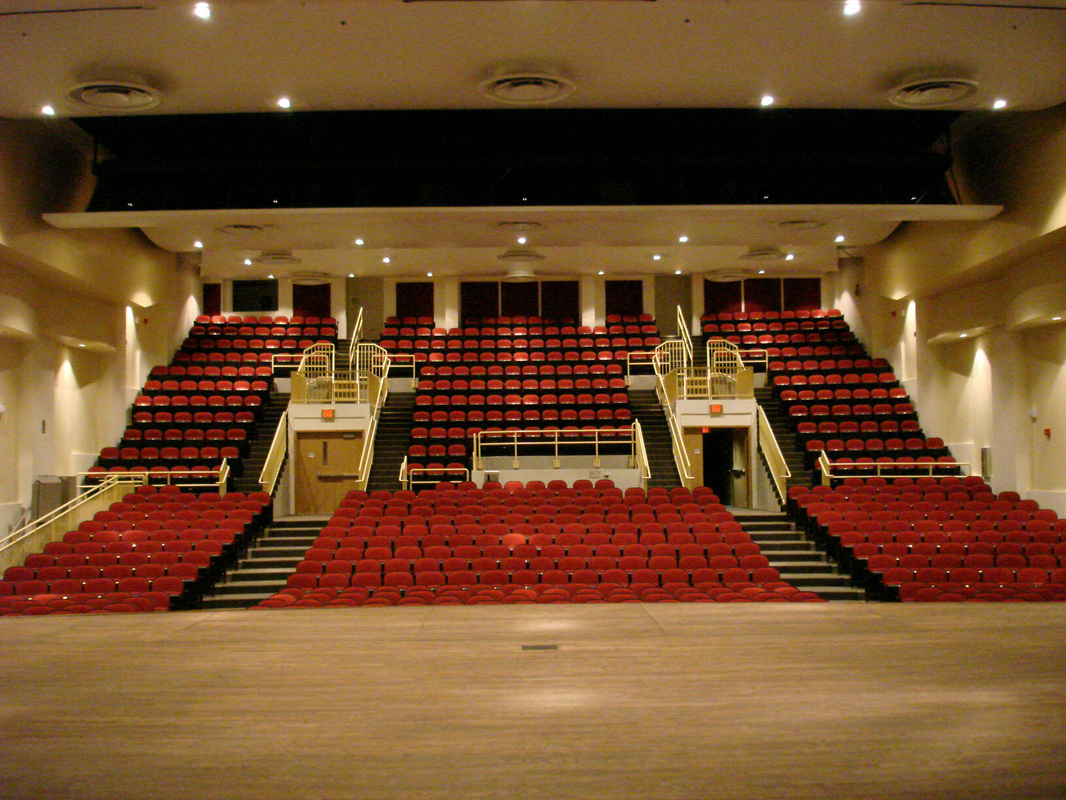 Roosevelt High School Carter Auditorium